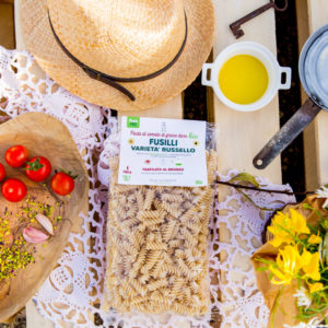 Fussili- original sizilianische Pasta